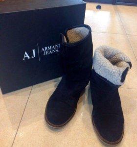 Ботинки Armani Jeans оригинал
