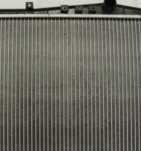 Радиатор охлаждения двигателя лачетти джентра
