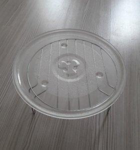 Тарелка в св. печь