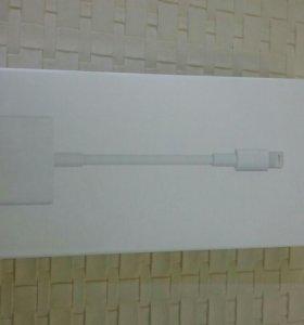 Lightning 3,5 adapter iphone 7