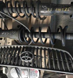 Задние стойки Toyota Aristo 160, 161.