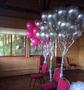 Воздушные шары на ваш праздник.