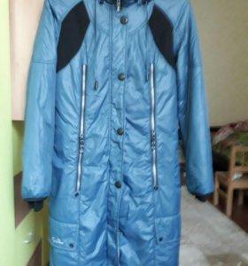 Пальто . Р. 46-48