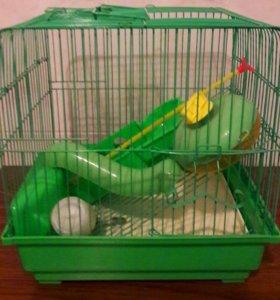 Клетка для грызунов мелких
