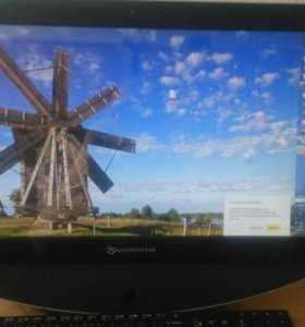моноблок packard bell onetwo l5351