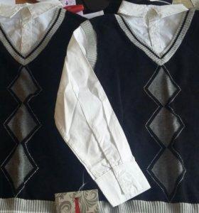 Рубашки - Обманки Для Мальчика