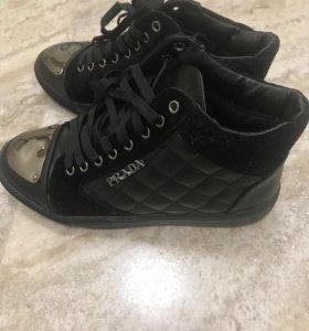 Ботинки демисезон, новые