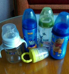 Поильники, ниблер, бутылочка
