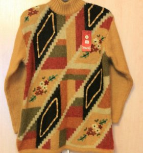 Новый свитер 52-54р.