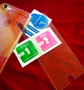 Защитное стекло для Apple iPhone 6 / 6S / 7