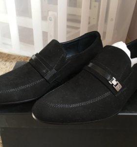 Туфли мужские, новые. Размер 40