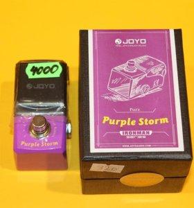 Суперкомпактный фузз Joyo Purple Storm