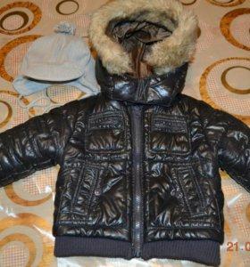Курточка BRUMS 6-12 мес