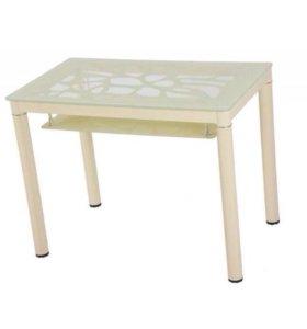 Стеклянные столы! Новые!