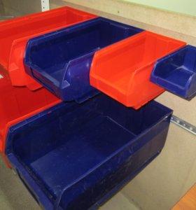 Ящик складской 170x105x75, 1.3л (контейнер)