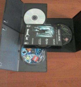 Компьютерные игры один диск стоит 120 руб