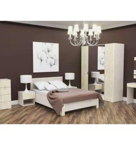 Спальня «Босфор» S – 1 Шкаф – 4 – х дверный