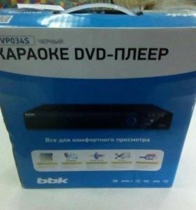 Караоке DVD плеер, DVP034s