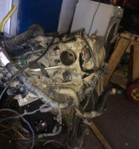 Двигатель от НИССАН ВИНГРОУДА QG15DE