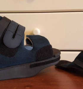 Терапевтическая обувь послеоперационная
