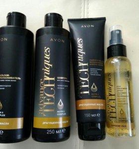 Набор для волос Драгоценные масла