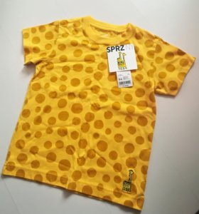 Новая футболка UniQlo Kids