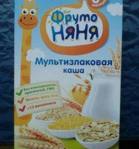 Детское питание каша 6+