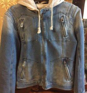 Джинсовая куртка ZARAMAN