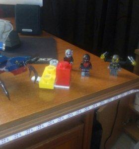 Лего набор Человек Муравей