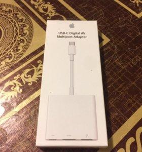 USB-C Digital AV muliport Adapter