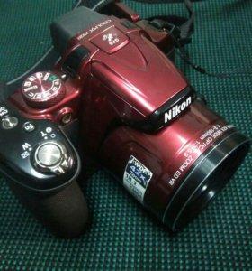 Фотоаппарат Canon P520