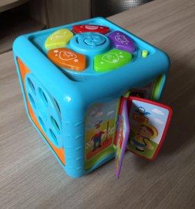Интерактивный куб babygo
