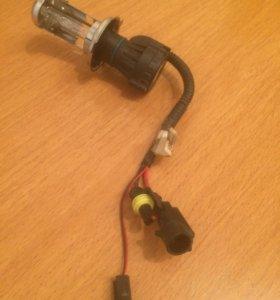 Лампа биксенон H4 5000К