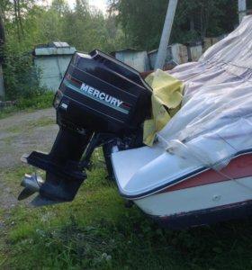 Продаётся катер Sea rey 180 с мотором Mercury 135