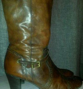 Сапоги ботильоны ботинки Честер женские