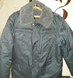 Бушлат-куртка утеплённая