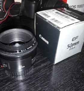 Объектив CANON 50mm f1.8