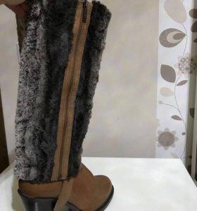 Ботинки-сапоги зимние