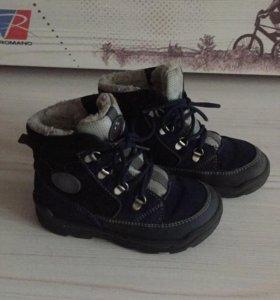 Ботинки зимние Pepino 25 размер