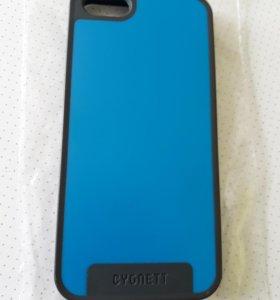 Чехол бампер на iPhone 5 SE.новый