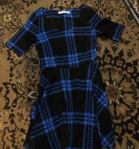 Школьное платье