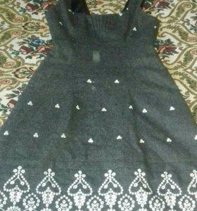 Платье 42 размер 44