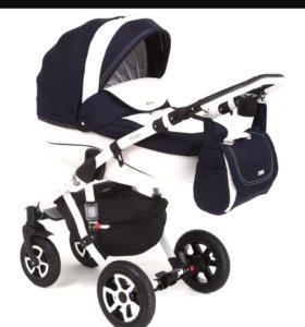 Детская коляска ADAMEX модель BARLETTA 2в1