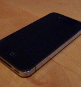 Айфон 4 32gb черный