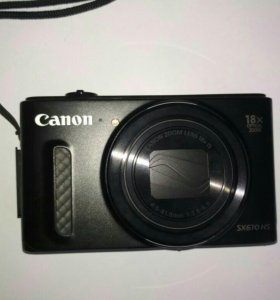 Фотоаппарат Canon pssx610HS(BKE)