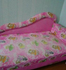 Кровать для ребёнка. В стиле кукол.