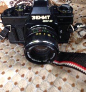 Фотоаппарат Зенит ам-2