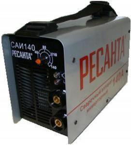 Сварочный аппарат инверторный Ресанта САИ 140