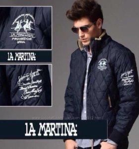 Стеганые куртки Polo Ralph Lauren La Martina 48-50