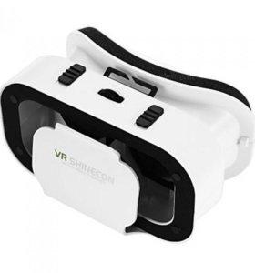 Новые очки виртуальной (дополненной) реальности